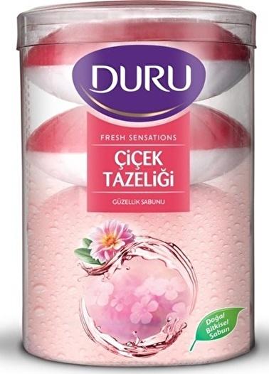 Duru Duru Fresh Sensations Çiçek Tazeliği Güzellik Sabunu 440 gr 110 Renksiz